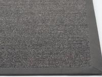 Antraciet sisal vloerkleed - Premium 24