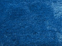 Hoogpolig vloerkleed blauw Ross-33