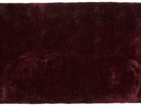 Hoogpolig vloerkleed bordeaux Ross-47