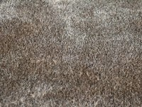 Hoogpolig vloerkleed beige/grijs Ross-16