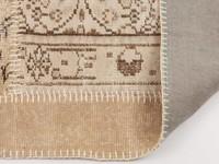 Prachtig Rivièra Maison vloerkleed in een beige kleursamenstelling