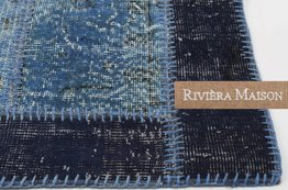 Rivièra Maison Rivièra Maison Rajasthan Place 34 Blauw