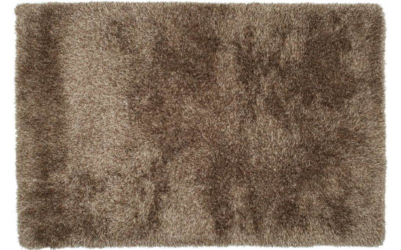 Hoogpolig vloerkleed bruin Chester-13