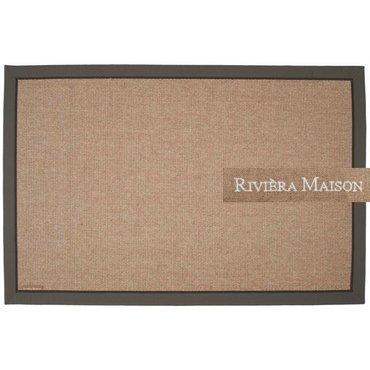 Rivièra Maison EdgarTown Grey RM 21 - Rivièra Maison