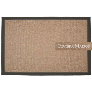 Rivièra Maison Rivièra Maison EdgarTown 21 Grey band RM 23