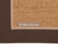 Riviéra Maison vloerkleed EdgarTown 15 Beige band RM 18