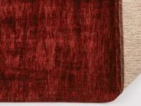 Prachtig vintage vloerkleed in natuurlijke rode kleuren