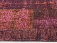 Prachtig vintage vloerkleed in paarse kleurstelling