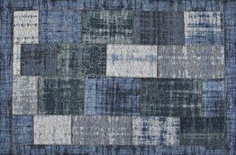 Vintage Enzo 36 Donkerblauw