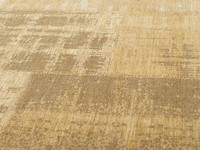 Prachtig vintage vloerkleed in beige kleursamenstelling