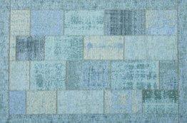 Vintage Enzo 33 Lichtblauw