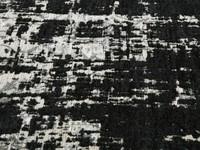 Vintage vloerkleed Odin 25 zwart