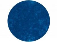 Rond vloerkleed Ross 33 Blauw