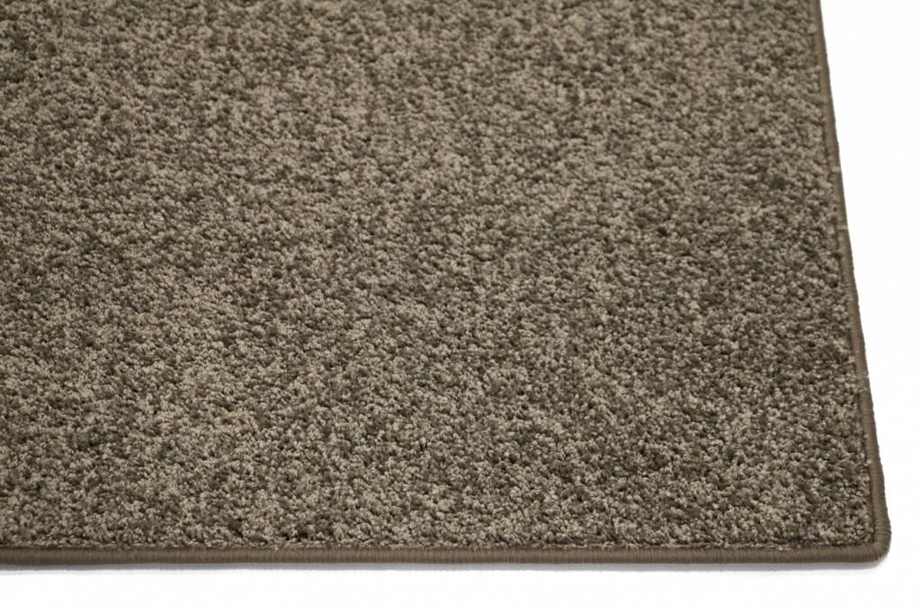 Ronde Vloerkleed Goedkoop : Een goedkoop supersterk bruin grijs vloerkleed van floorpassion