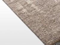 Carey 15 - Vintage vloerkleed in Beige/Grijze kleurstelling