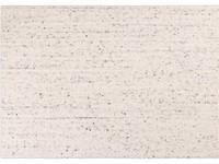 Frans Molenaar vloerkleed van 100% wollen in wit marmeren kleursamenstelling
