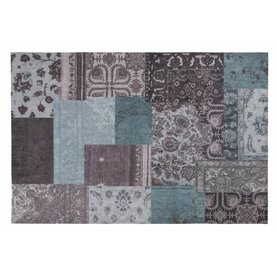 Flint 34 - Patchwork vloerkleed