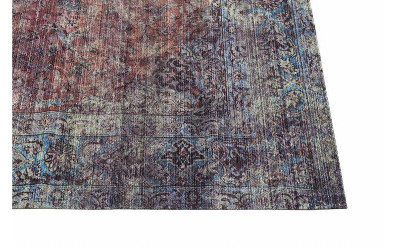 Oriana 35 - Uniek vintage vloerkleed in Multi kleurstelling