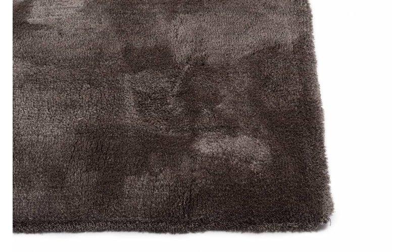 Modern hoogpolig vloerkleed Sandro 23 - Wolf Grey