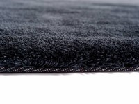 Modern hoogpolig vloerkleed Sandro 24 - Intense Grey