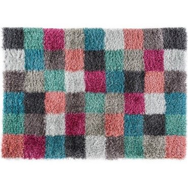 Loloi Colour 99 - Hoogpolig vloerkleed