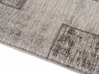 Vintage vloerkleed Gaia-23 grijs