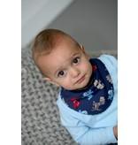izzybizzybee® Sabberlätzchen Dreieckstuch Baby Sweet Dogs
