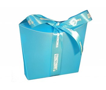 izzybizzybee® Geschenkverpackung 2x Sabbertuch