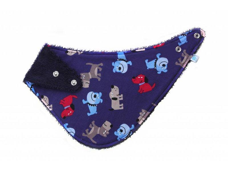 izzybizzybee® Geschenkverpackung 2x Baby Sabbertuch