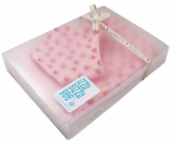 izzybizzybee® Geschenkset Baby Dotty Rose