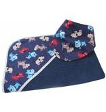 izzybizzybee® Baby Geschenkset Sweet Dogs