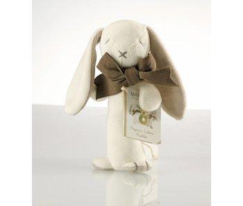 Maud N Lil Babyrassel Kaninchen Grau