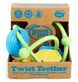 GreenToys Twist Beissring - 100% recycleten Materialien