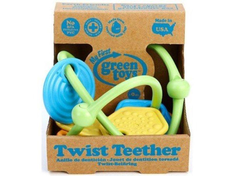 GreenToys Twist Bijtring - 100% gerecycled materiaal