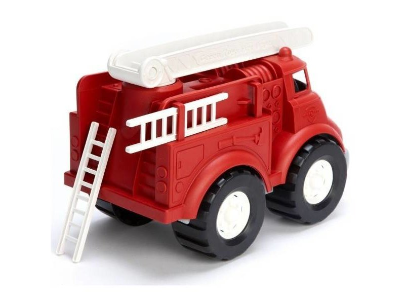 GreenToys Feuerwehrauto - 100% recyceltem Kunststoff
