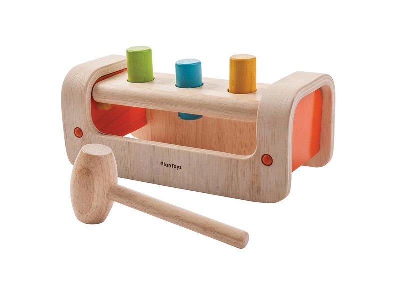 Plan Toys Hammerspiel aus Holz