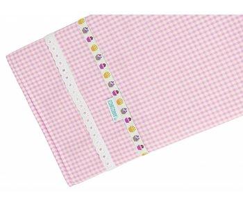 izzybizzybee® Ledikantlakentje Baby Pink