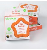 Bioserie Beißring Bioplastik - Orange