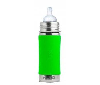 Pura Speenfles RVS 325 ml - Groen