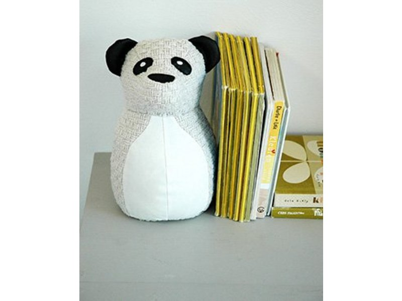 The Zoo Türstopper Bücherstütze Kinderzimmer Panda