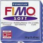 FIMO Fimo soft 33 - Brilliant blauw - 56 gram