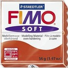 FIMO Fimo soft 24 - Indian rood - 56 gram
