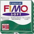 FIMO Fimo soft 56 - Smaragd groen - 56 gram