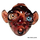 Glass Alchemy 864 - Sienna brown