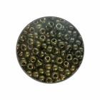 Bruin/groen metallic