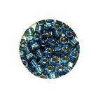 Miyuki Delica 11/0 - DB0608 - Dyed S/L Blue Zircon