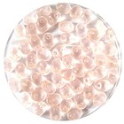 Matubo Superduo - Light roze mat - 2/5 mm