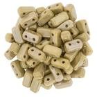 Bricks - 3/6mm - Brown Iris - French Beige