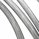 Crinoline tube - 50 cm - zwart