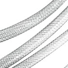 Crinoline tube - 50 cm - licht grijs